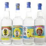 石垣島に行ったら飲みたい泡盛ランキング 一般酒編