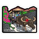 沖縄のご当地フォルムカードで手紙を送ろう!