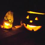 島かぼちゃでハロウィンかぼちゃを作ってみよう!