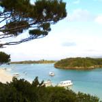 日本百景!七色の海「川平湾」