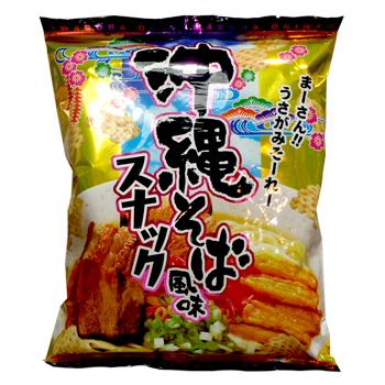 沖縄そば風味スナック菓子