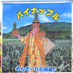 石垣島オモシロ看板「石垣島のペンパイナッポーペン」