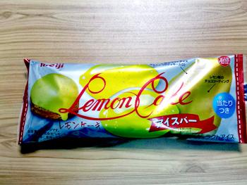 レモンケーキアイスバー