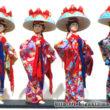 琉球舞踊人形