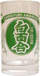 白百合グラス