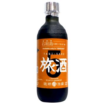 琉球泡盛 旅酒7年古酒43度