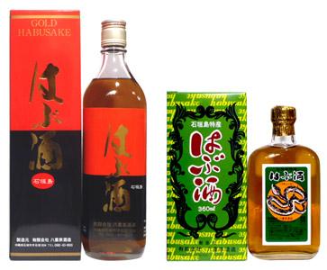 八重泉 ハブ酒