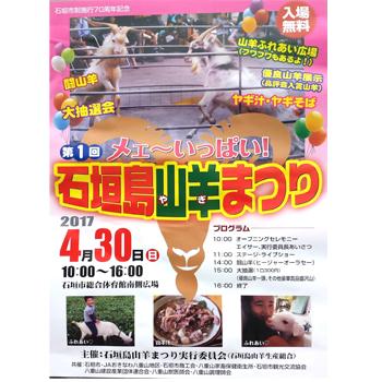 石垣島 山羊祭り